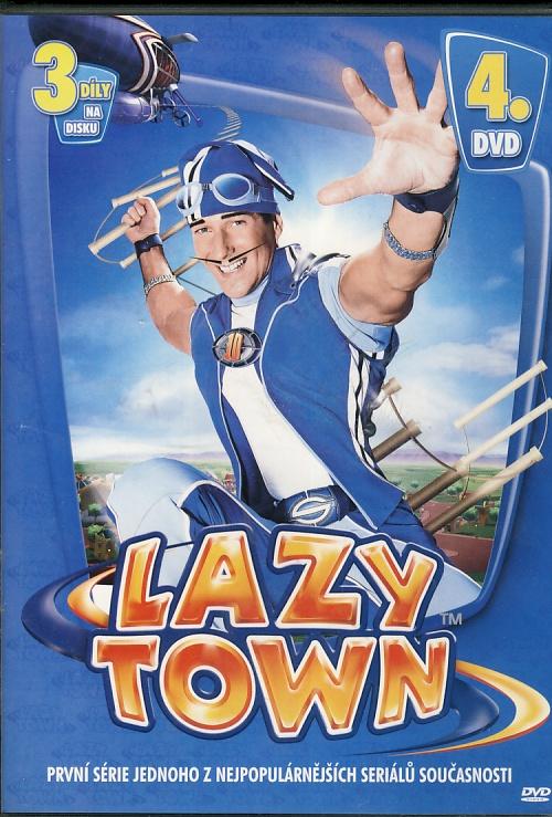 Lazy Town 4. DVD