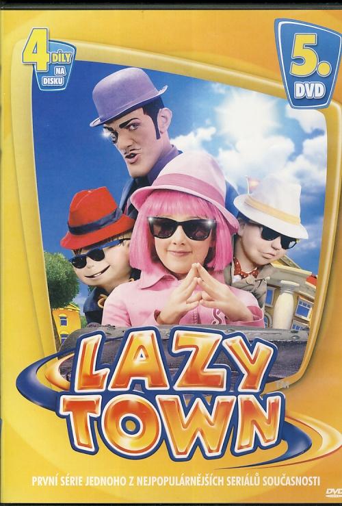 Lazy Town 5. DVD