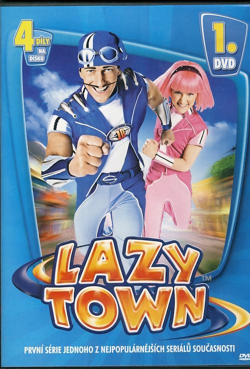 Lazy Town 1. DVD