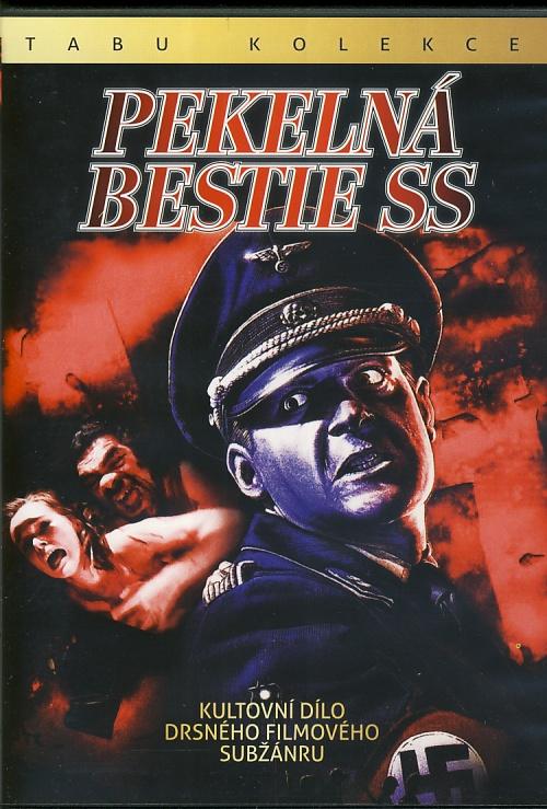 Pekelná bestie SS DVD