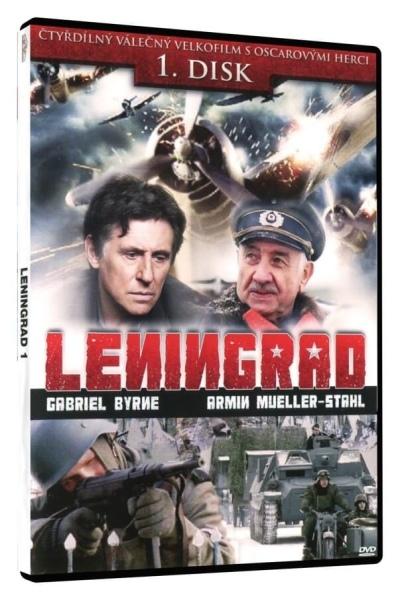 Leningrad 1. disk DVD