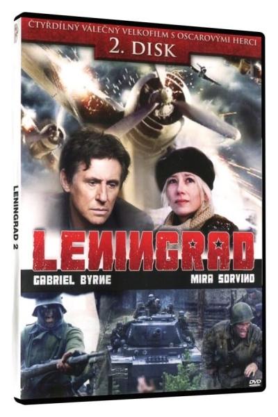 Leningrad 2. disk DVD