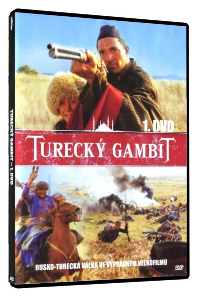 Turecký gambit 1. DVD
