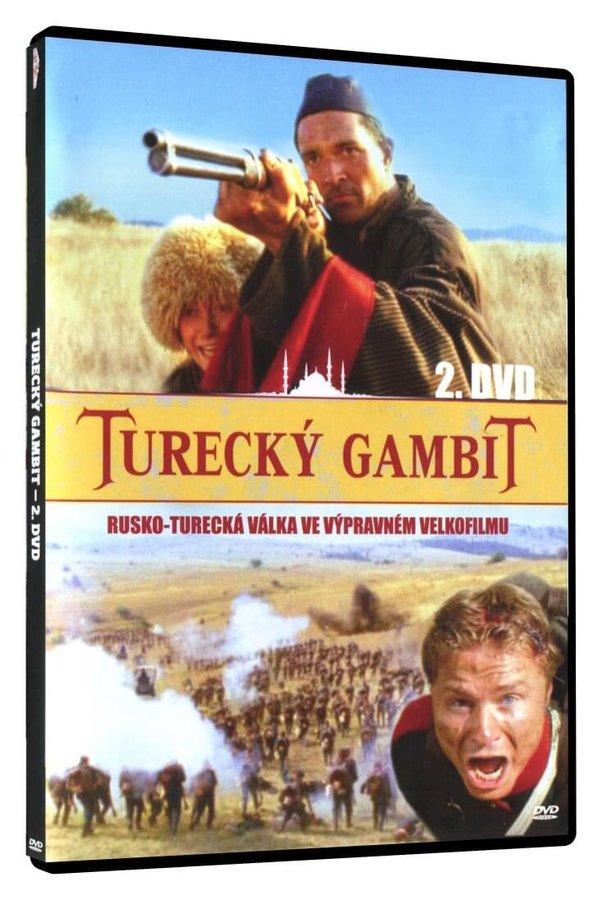 Turecký gambit 2. DVD