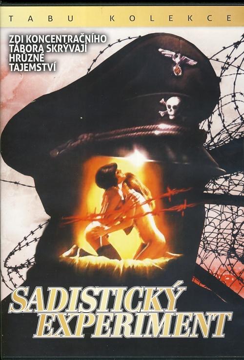 Sadistický experiment DVD