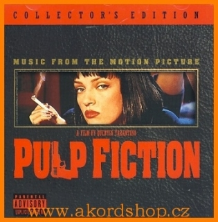 Pulp Fiction (Soundtrack) CD