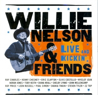 Willie Nelson - Live And Kickin CD