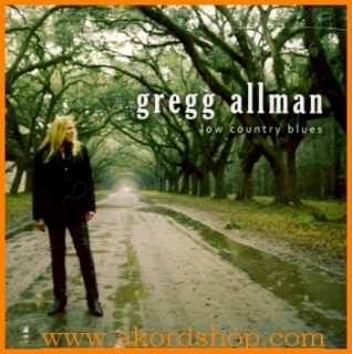 Gregg Allman - Low Country Blues CD