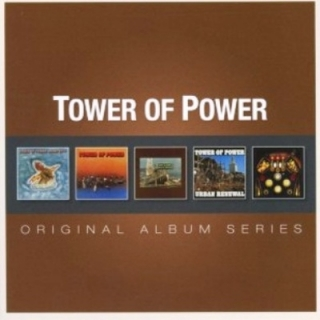 Tower Of Power - Original Album Series 5CD