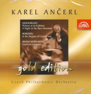 Karel Ančerl - Gold Edition 4 CD