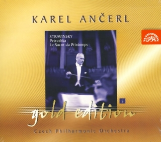 Karel Ančerl - Gold Edition 5 CD