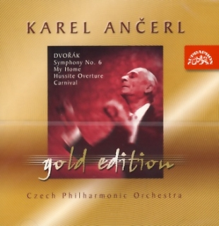 Karel Ančerl - Gold Edition 19 CD