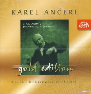 Karel Ančerl - Gold Edition 23 CD