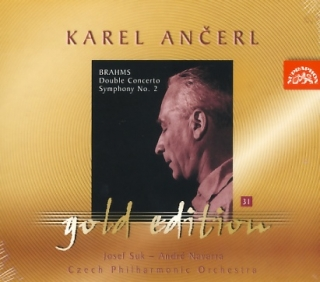 Karel Ančerl - Gold Edition 31. CD