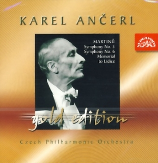 Karel Ančerl - Gold Edition 34 CD