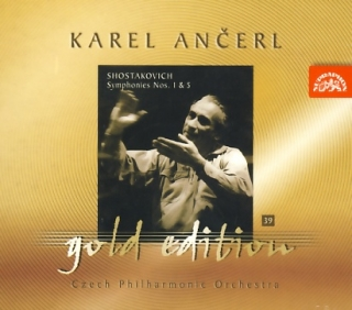 Karel Ančerl - Gold Edition 39 CD