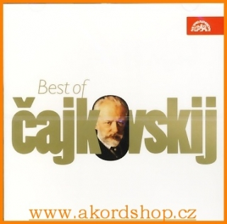 P. I. Čajkovskij - Best Of CD