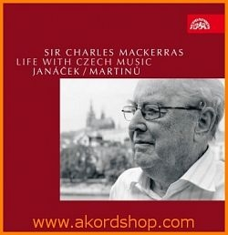 Charles Mackerras - Life With Czech Music 4CD/DVD