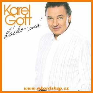 Karel Gott - Lásko má 2CD