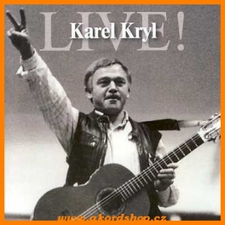 Karel Kryl - Live 2CD