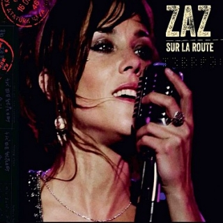 Zaz - Sur La Route CD/DVD