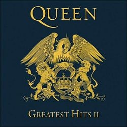 Queen - Greatest Hits II. CD