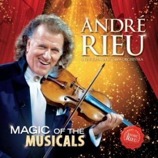 André Rieu - Magic Of Musicals CD