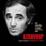 Charles Aznavour - Aznavour Sings In English (Official Greatest Hits) CD