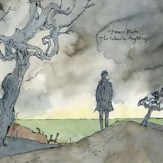 James Blake - Colour in Anything CD
