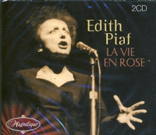 Edith Piaf - La Vie En Rose 2CD