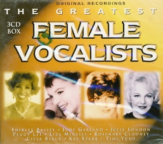 The Greatest HIts Female Vocalist