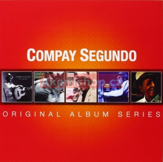Compay Segundo - Original Album Series 5CD
