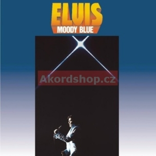 Elvis Presley - Moody Blue LP