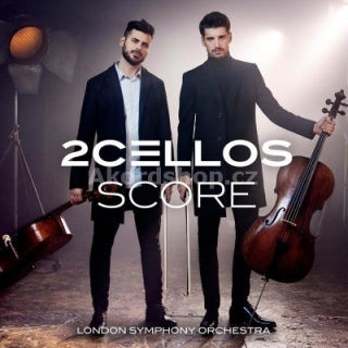 2Cellos - Score (Deluxe) CD/DVD