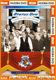Status Quo - Famous In The Last Century DVD