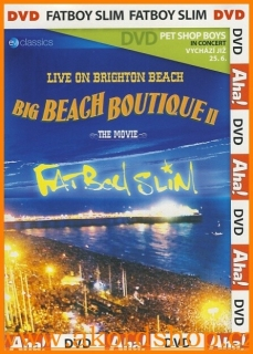 Fatboy Slim - Big Beach Boutique II DVD