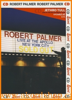 Robert Palmer - Live At The Apollo New York City CD