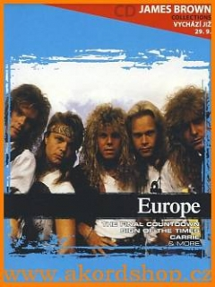 Europe - Collections CD