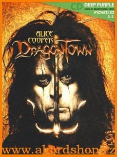 Alice Cooper - Dragontown CD