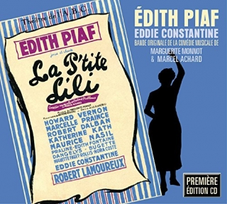 Edith Piaf - La P'tite Lili CD