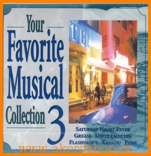 Your Favorite Musical Collection 3. CD
