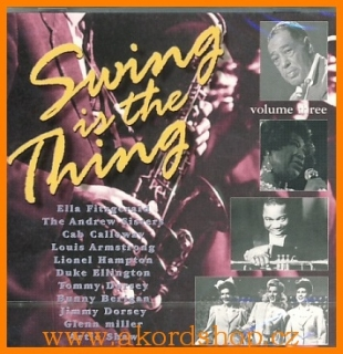 Swing Is The Thing CD