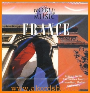 World of Music - France CD