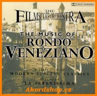 Music Of Rondo Veneziano CD