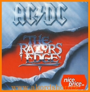 AC/DC - Razors Edge CD