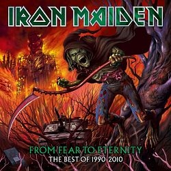 Iron Maiden - From Fear To Eternity/Best Of 2CD