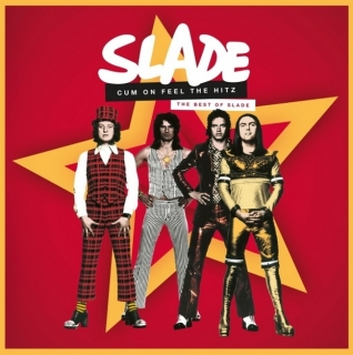 Slade - Cum On Feel The Hitz/Best Of 2LP