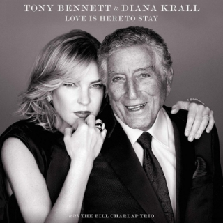 Tony Bennett/Diana Krall - Love Is Here To Stay CD