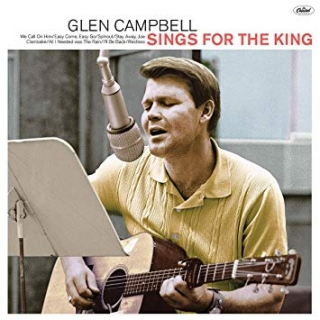 Glen Campell - Sings For The King LP