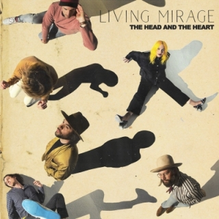 Head And The Hear - Living Mirage LP